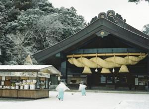 「初詣」 2014 ©kazue kawase